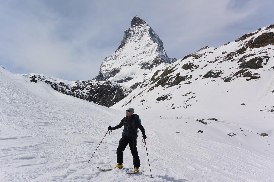 """2016年4月『雪と氷の峰々-アルプス・オートルート②』April 2016 \""""Re-challenge of Alps Haute Route②\""""_c0219616_6514456.jpg"""