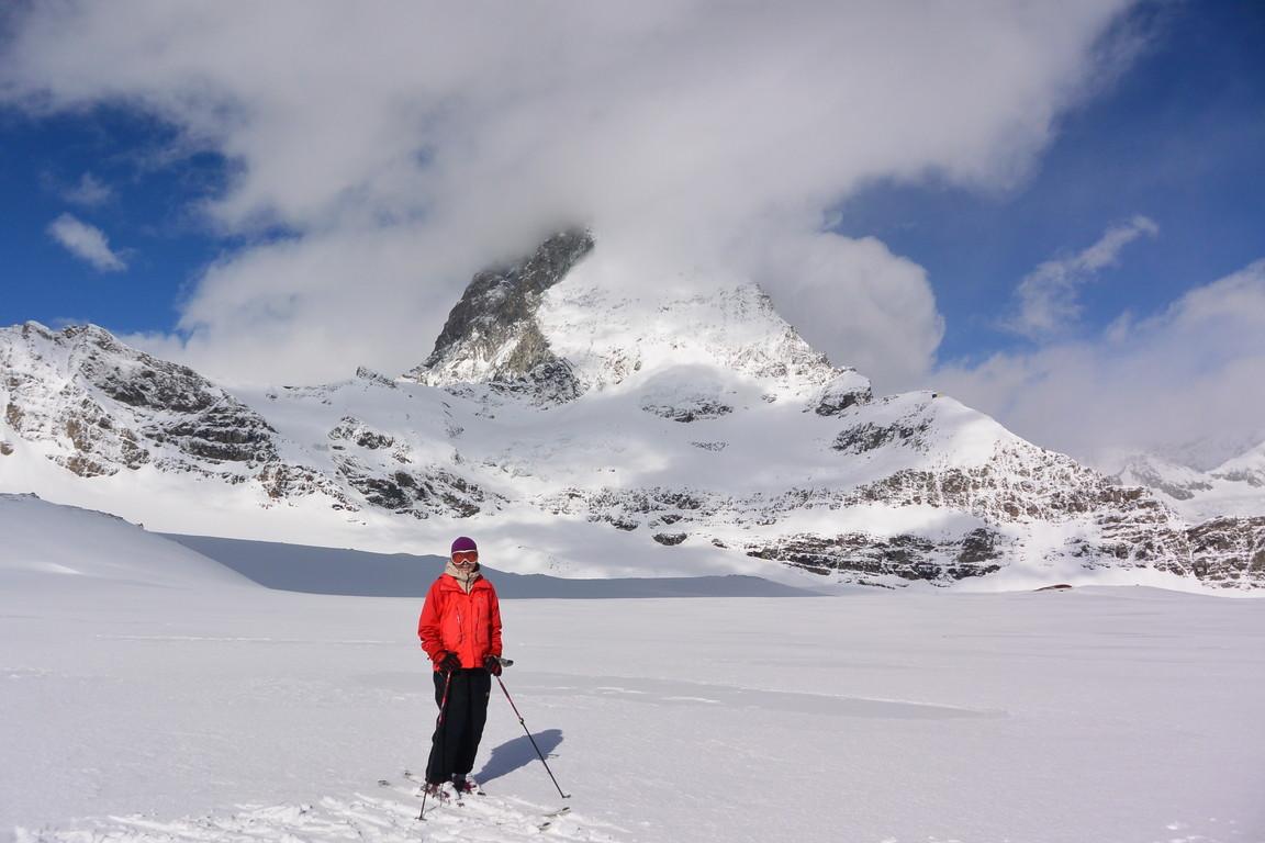 """2016年4月『雪と氷の峰々-アルプス・オートルート②』April 2016 \""""Re-challenge of Alps Haute Route②\""""_c0219616_6564331.jpg"""