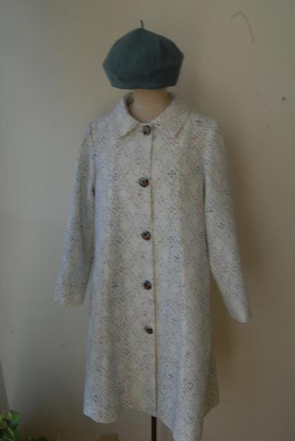 着物リメイク・woolの着物からコート_d0127925_10335565.jpg