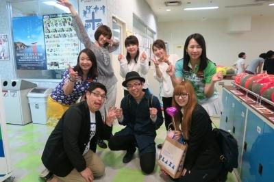 熊本地震 復興支援プロジェクト 「繋げよう!ボウリングで笑顔と復興の絆」_b0259538_04164356.jpg