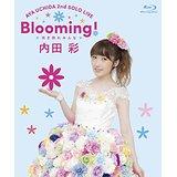 内田彩 2nd LIVE 「Blooming!~咲き誇れみんな~」 /rino(CooRie)RELEASE INFORMATION_e0189353_15315734.jpg