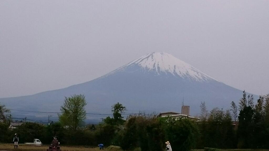 今日の富士山_a0236063_15361454.jpg