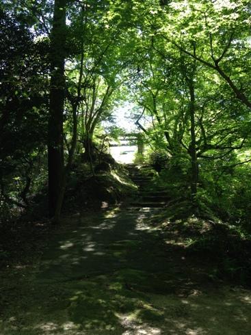 仁比山神社(九年庵の近く)_b0214473_7514465.jpg