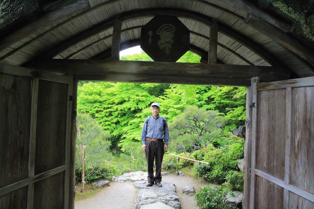 嵐山を歩くその1 ~野々宮神社、大河内山荘~_a0107574_19484514.jpg