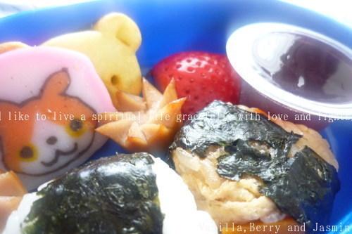 【今日のお弁当】筍ご飯と鮭の南蛮漬け_c0332287_12032847.jpg