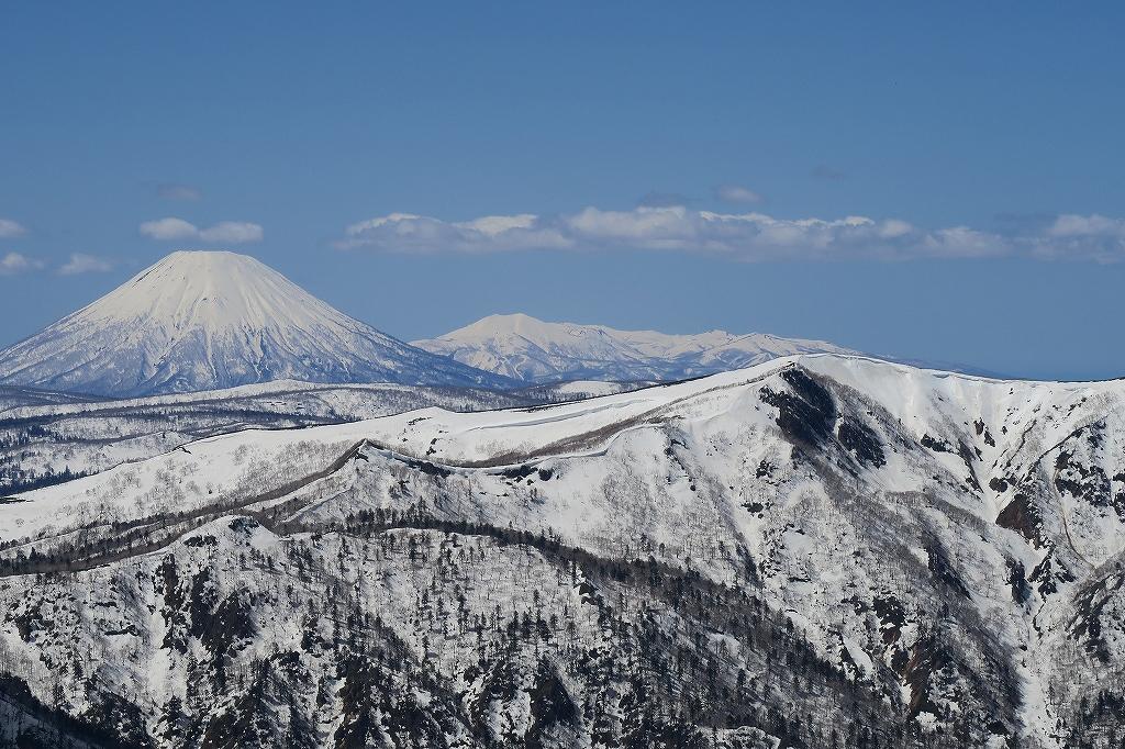 恵庭岳夏道、4月27日-速報版-_f0138096_1821426.jpg