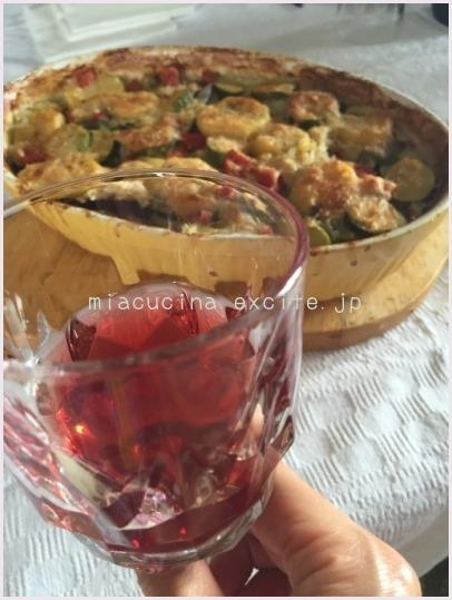 2015年イタリア食旅行記② ムール貝の美味しさに感激♪ロザリアの料理レッスン_b0107003_13461370.jpg