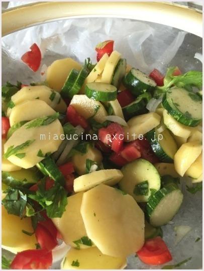 2015年イタリア食旅行記② ムール貝の美味しさに感激♪ロザリアの料理レッスン_b0107003_14131742.jpg