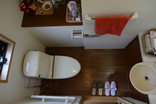 トイレの交換(その2)_a0148206_09294559.jpg