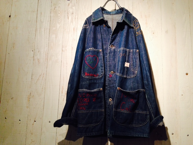 4月29日(金)入荷BLOG!Part1.VintageWork,Military!_b0247211_15233167.jpg