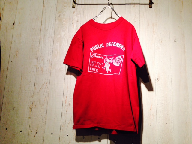 4月29日(金)入荷BLOG!Part2.T-Shirt&Shoes編!_b0247211_17161477.jpg