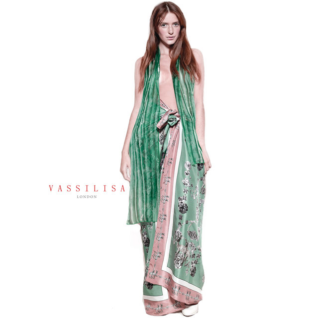 2016SpringSummer Vassilisaスカーフ 新作コレクションフェア開催_b0115615_14391589.jpg