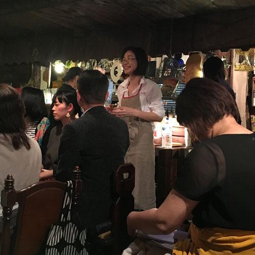 有賀薫さんのスープナイト。_a0026127_1651141.jpg