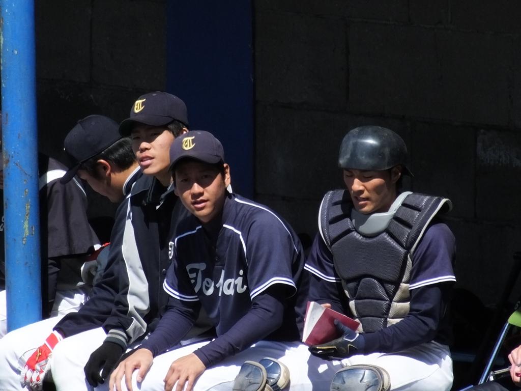 東海大学北海道キャンパス硬式野...