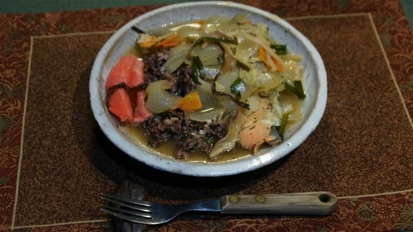 夕飯は魚の煮つけ_e0166355_20232592.jpg