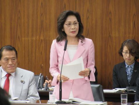 4/28 外交防衛委員会で質問しました。_f0150886_1615774.jpg