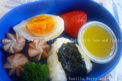 【今日のお弁当】鶏の照り焼き_c0332287_10330265.jpg