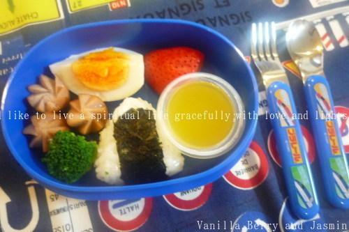 【今日のお弁当】鶏の照り焼き_c0332287_10344795.jpg
