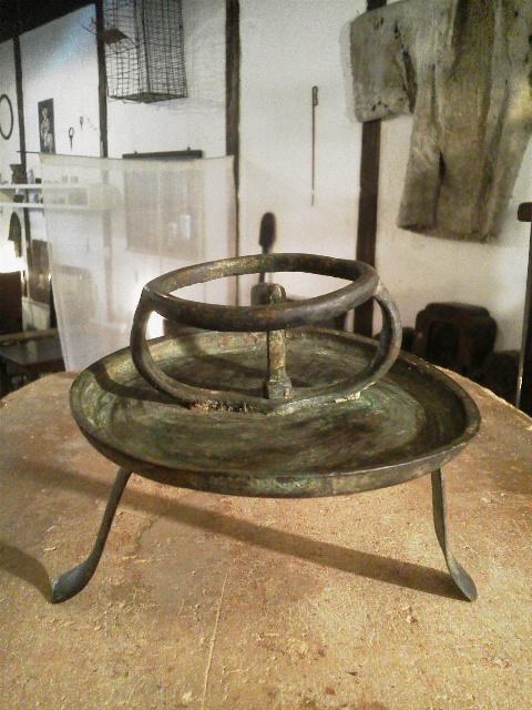 真鍮の燭台。_e0350308_734544.jpg