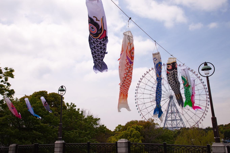 葛西臨海公園でピクニック_c0369219_00323108.jpg