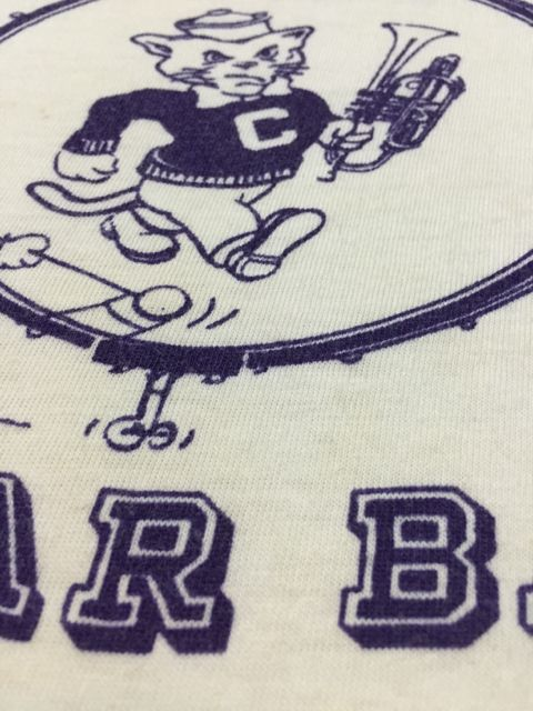 ゴールデンウィーク第2弾 4/30 入荷!70s champion バータグ 染込みプリント Tシャツ!_c0144020_1555655.jpg