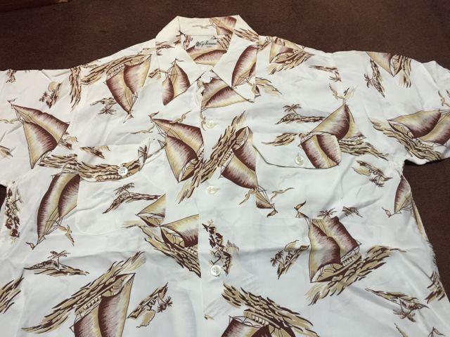 ゴールデンウィーク第2弾 4/30 入荷!40s〜RAYON Hawaiian shirts!!_c0144020_15571592.jpg