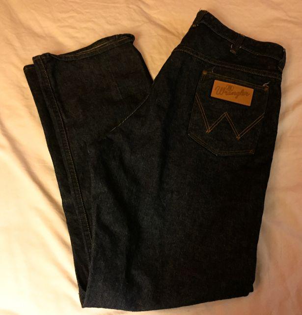 ゴールデンウィーク第2弾 4/30 入荷!50−60s Wrangler BLUE BELL   Jeans !!_c0144020_1821181.jpg