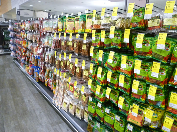 アラモアナのWalgreens(ウォルグリーン)散策・食べ物編_c0152767_21571647.jpg