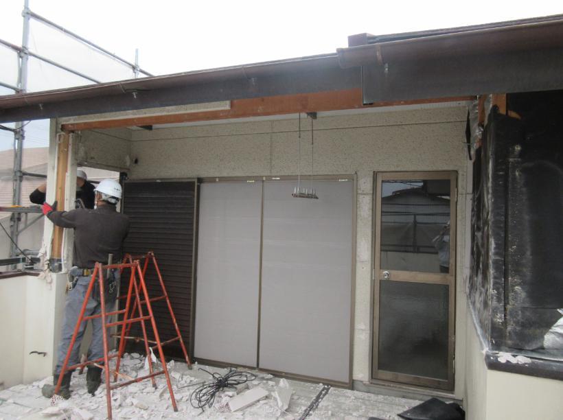 外壁ALC撤去工事_c0331470_0422258.jpg
