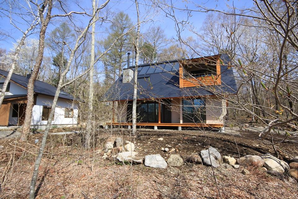「清里の森の家」「北相木村の家」お引渡し致しました_d0078471_17552183.jpg