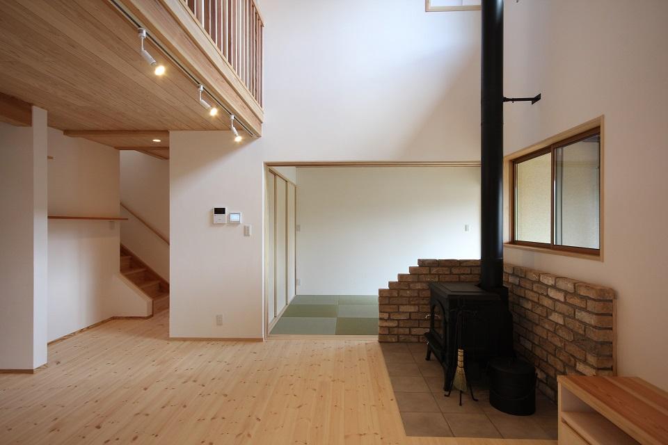 「清里の森の家」「北相木村の家」お引渡し致しました_d0078471_18101190.jpg