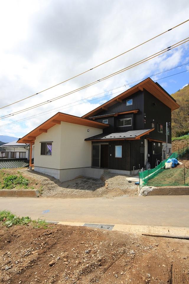 「清里の森の家」「北相木村の家」お引渡し致しました_d0078471_187137.jpg