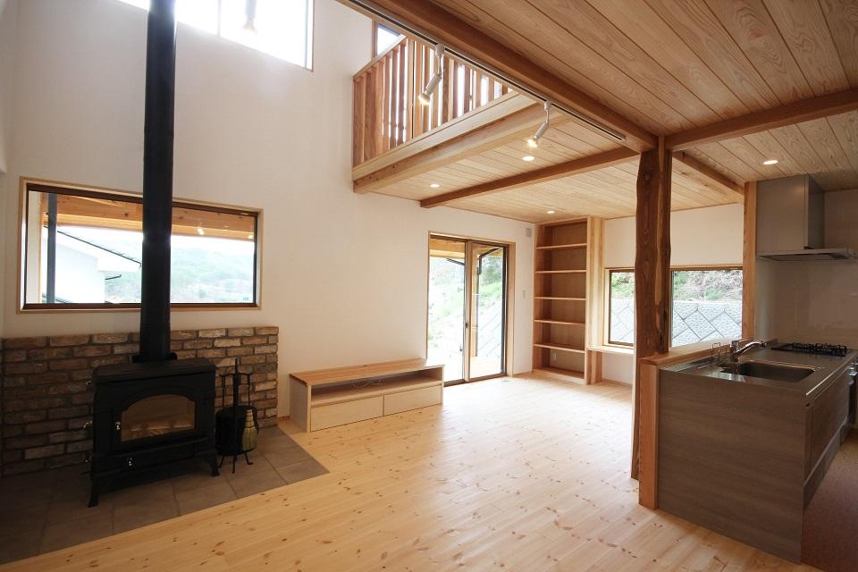 「清里の森の家」「北相木村の家」お引渡し致しました_d0078471_1894627.jpg