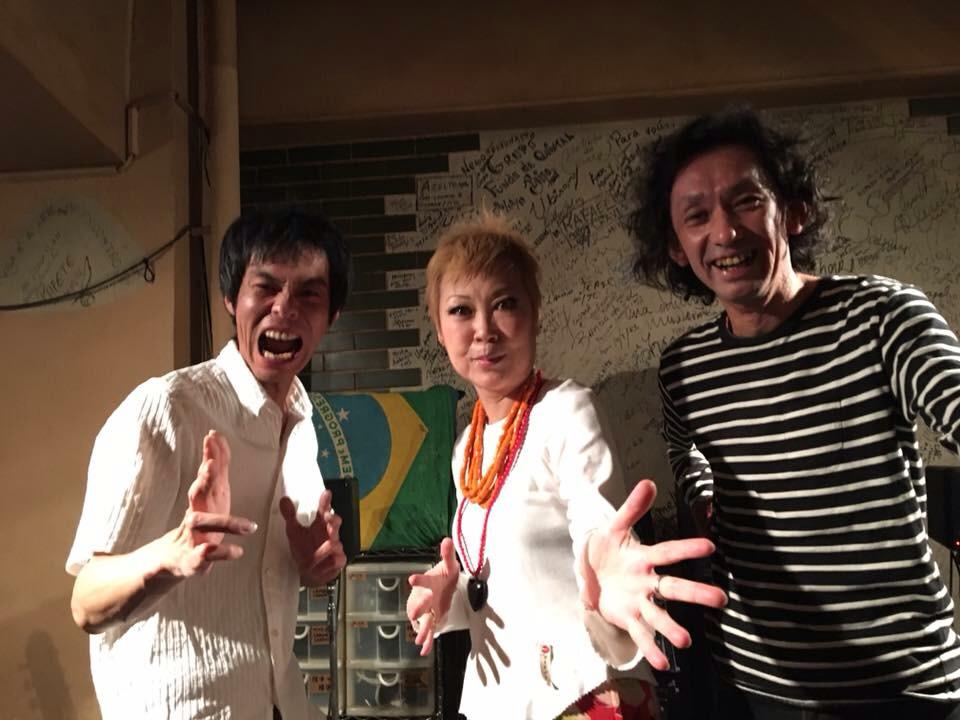 前田優子 東京ライブ 終了!_c0061689_18012116.jpg