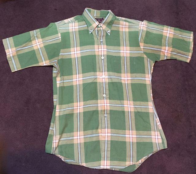 ゴールデンウィーク入荷! 第3弾 60s〜 B.D IVY shirts all cotton!_c0144020_1926238.jpg