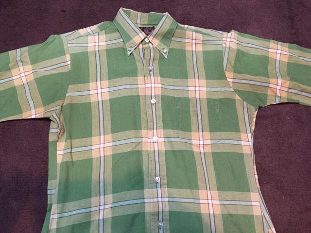 ゴールデンウィーク入荷! 第3弾 60s〜 B.D IVY shirts all cotton!_c0144020_1926456.jpg