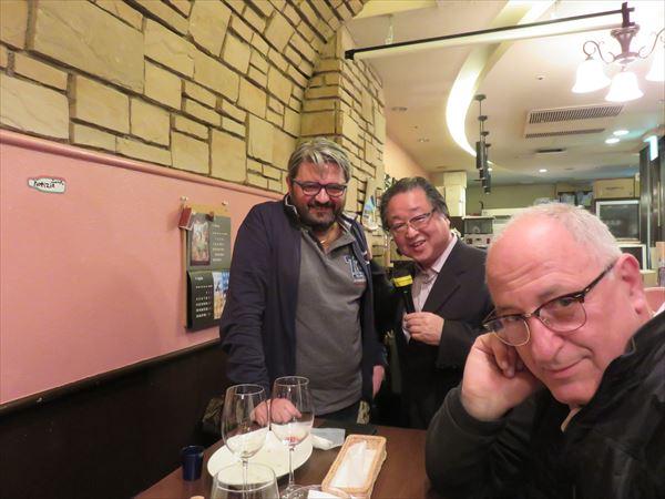 アンジョリーノとアルベルト。_d0212522_19562937.jpg