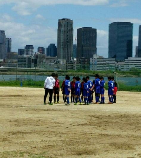 U12  ⚽塚本ウイングスFC トレーニングマッチ_f0138335_13481210.jpg