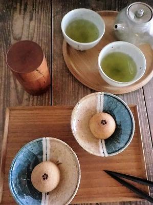 オンラインショップのご案内~杉本太郎さんの取皿、古川桜さんの飯碗_b0132444_18102782.jpg