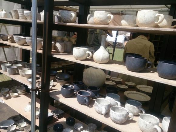 笠間、益子の陶器市へ_f0323446_23010727.jpg