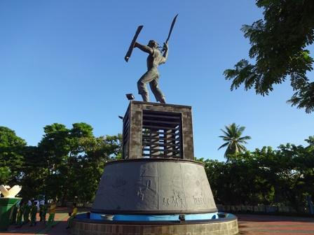 アンボン島(歴史その2;オランダに反乱したことも....)_d0083068_93915100.jpg