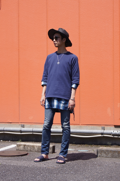nonnative - Summer Collection Layered Style._c0079892_20333753.jpg