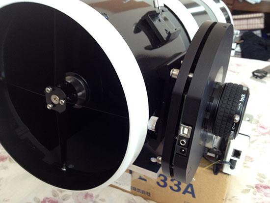 BKP200/F800 OTA 改造 カメラ接続部_c0061727_16211587.jpg