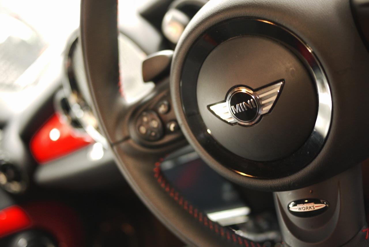 BMWミニ ジョンクーパータイヤ交換_d0171835_14531289.jpg