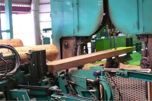 材木工場に行って来ました 1_e0132960_18154378.jpg