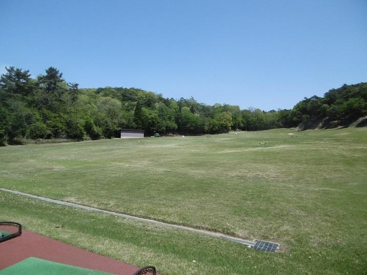 新緑のゴルフ場_f0205367_19144397.jpg