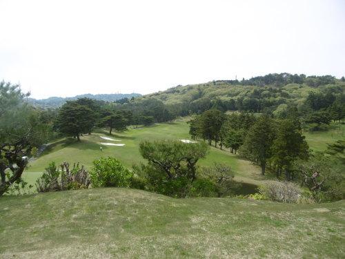 新緑のゴルフ場_f0205367_19184355.jpg