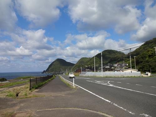 丹後半島周遊自転車旅①_e0201281_202678.jpg