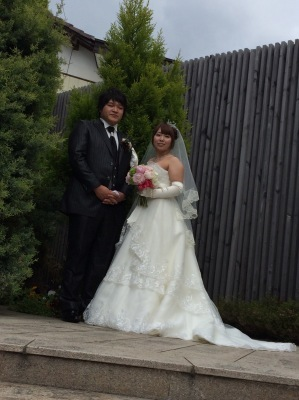 Happy Wedding!! Ryu &Misato_e0120789_12503307.jpg