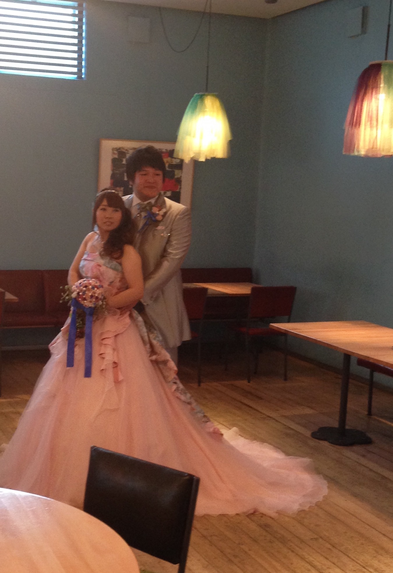 Happy Wedding!! Ryu &Misato_e0120789_12505836.jpg